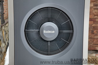 2017 год. Коттедж 300 кв.м. Характеристики гибридного теплового насоса нового поколения BUDERUS Logatherm WPL 17 ARB (Германия) — Барракуда - Современные системы отопления