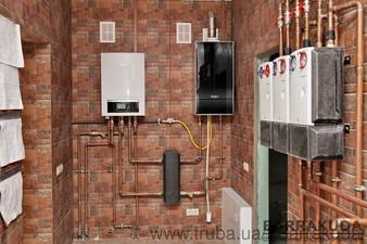 2017 г. Коттедж 300 кв.м. Воздушный тепловой насос BUDERUS Logatherm в летнем режиме обеспечивает активное охлаждение дома, нагрев бассейна, ГВС — Барракуда - Современные системы отопления