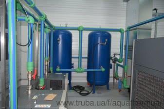 Компресорна — aquatherm-Ukraine (Акватерм-Украина)