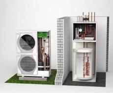Создание системы отопления с тепловым насосом своими руками