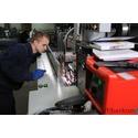 Установка типа АС 333-1000 для автоматической дуговой сварки продольных швов тонкостенных металов