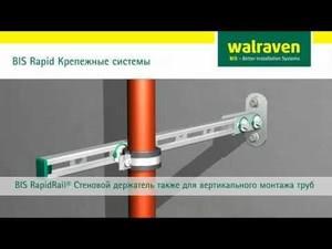 Кріплення WALRAVEN — Балтик Рефриджерейтинг Групп