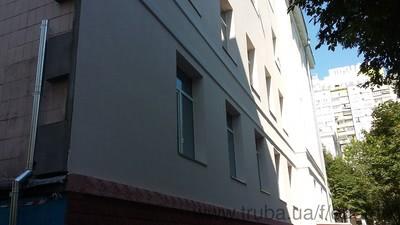 Утеплення фасаду школи у Києві — Енерго Інжиніринг