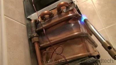 ремонт пайка теплообменников — Евро Строй Технологии