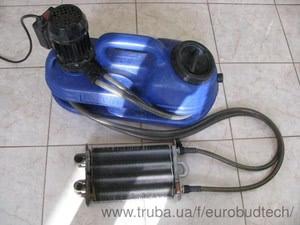 промивання теплообмінників — Євро Буд Технології