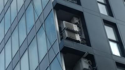 Повітряне опалення офісних приміщень БЦ Соляріс з допомогою теплових насосів повітря-повітря — Фаэтон