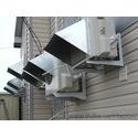 Отопление тепловыми насосами воздух-воздух