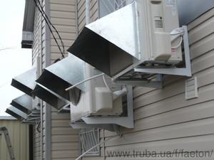 Опалення тепловими насосами повітря-повітря — Фаэтон