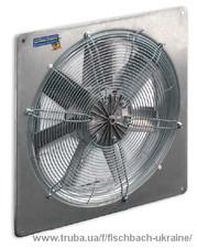 Осевые вентиляторы — Фишбах- Украина