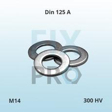 DIN 125 А Шайба плоская