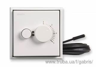 Терморегулятори ECOINTRO для теплої підлоги — ГАБРИС