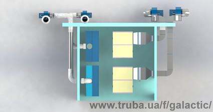 Организация покрасочного участка — Виробнича компанія ГАЛАКТИК