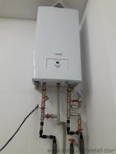 Установка Электрокотлов — Инсталл Стар
