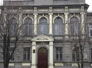 Фасад общественных зданий — СЕВСНАБ