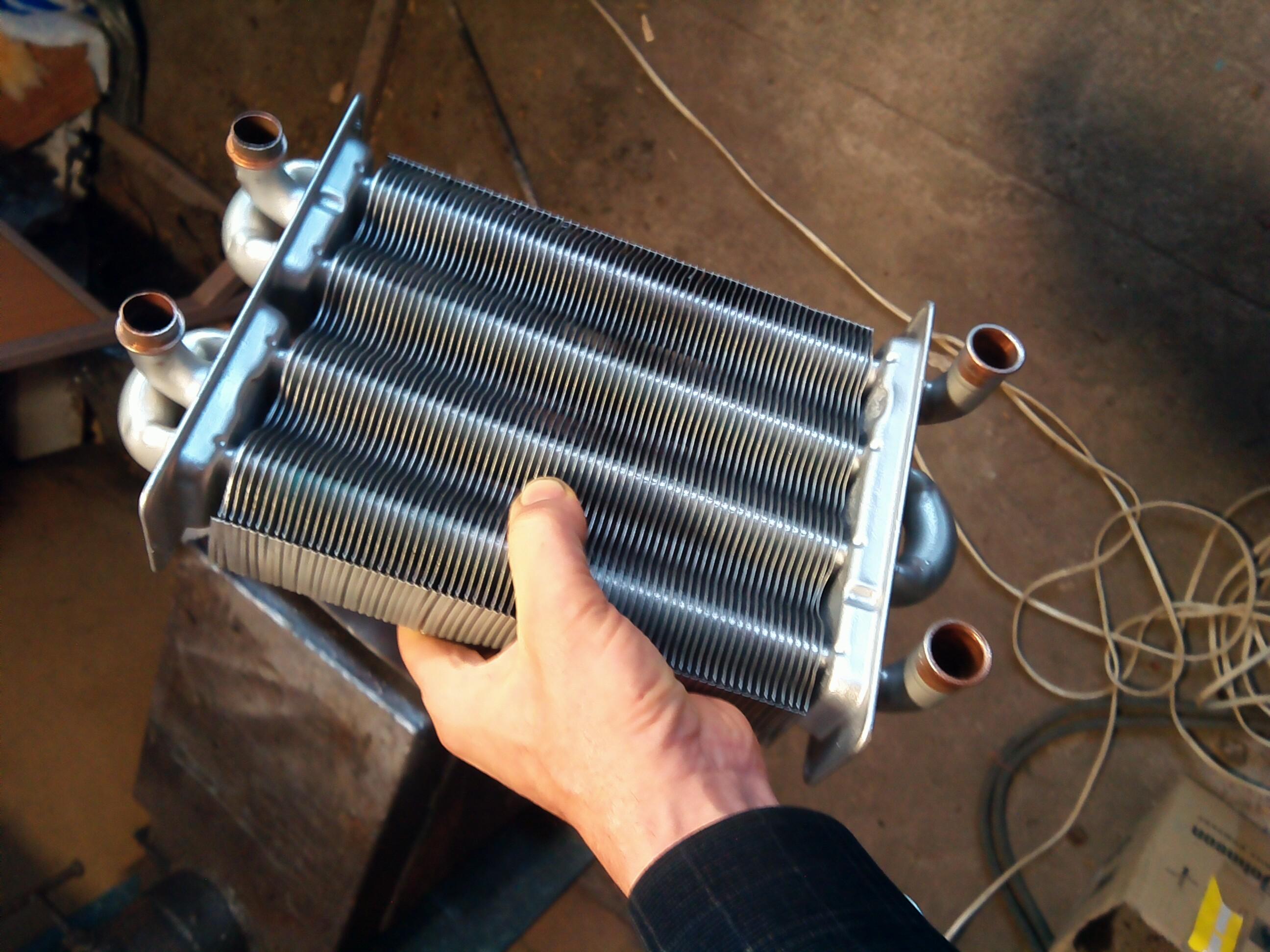 Пайка теплообменников воронеж Кожухотрубный конденсатор Alfa Laval CRF401-6-M 2P Новосибирск