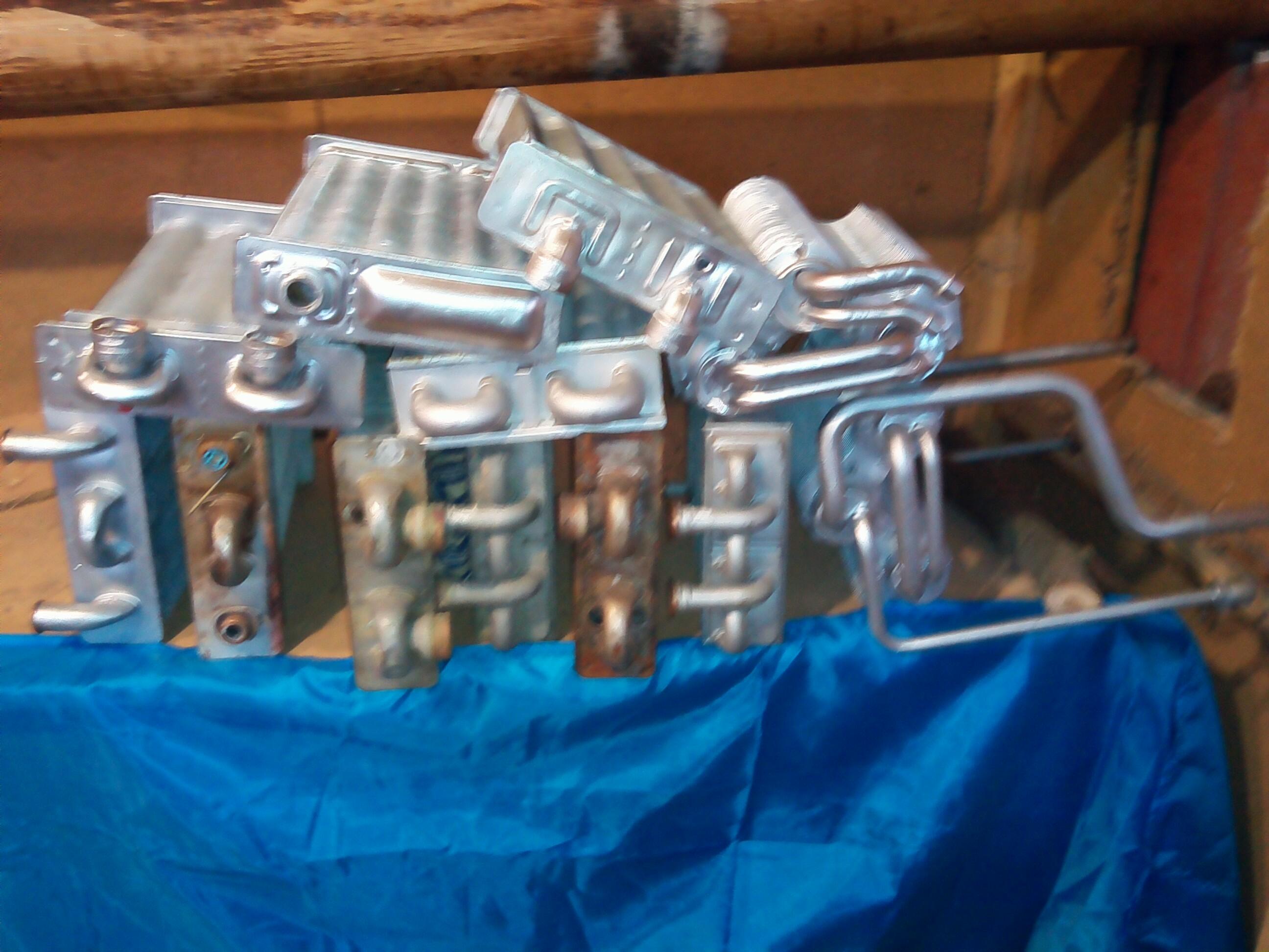 Пайка теплообменников воронеж разборные пластинчатые теплообменники теплотекс