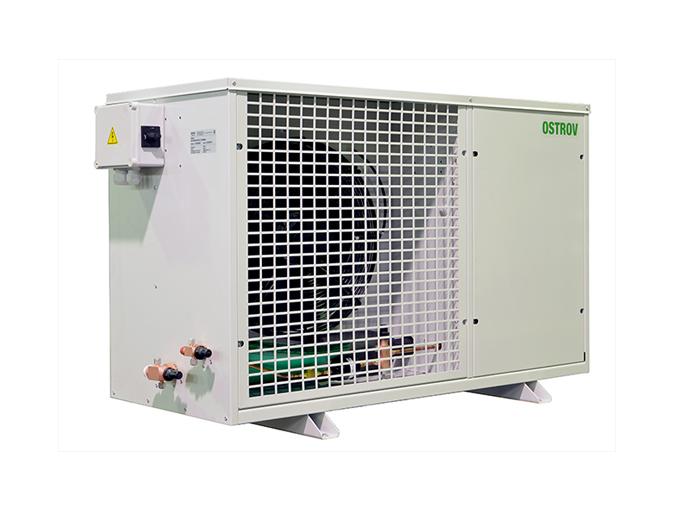 Компрессорно-конденсаторные агрегаты Ostrov OA140 slim