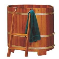 купель для сауны и бани Blumenberg 122х72