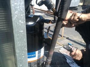 Замена компрессоров мощностью от 2 до 250 кВт — НЕС-ХОЛОД