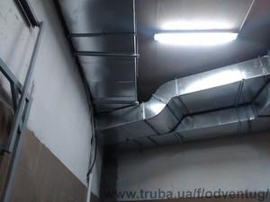 Монтаж вентиляции в Одессе — ОдВентЮг