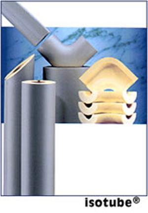 Полиуритановая теплоизоляция к трубам Climaflex ISOTUBE
