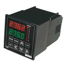 УКТ38-В. Измеритель температуры 8-канальный с аварийной сигнализацией и встроенным барьером искрозащиты