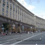 Здание Минагрополитики Украины (г.Киев) — ТД Прибалтика