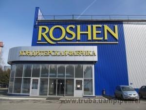 ГП «Кондитерская корпорация ROSHEN» (г.Винница, г. Бровары) — ТД Прибалтика