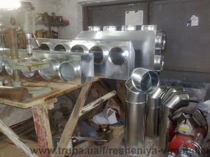 Воздуховоды и комплектующие к системам вентиляции и кондиционирования — Решения в металле
