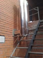 Дымоходы на объектах — Решения в металле