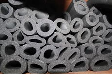 Изоляция труб из вспененного каучука 60*19 мм