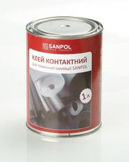 Клей для технической изоляции SANPOL 1 л