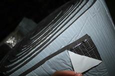 Вспененный каучук ISIDEM Coolflex 6 мм + липкий слой