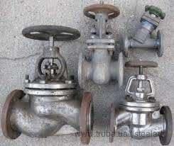 Запорная арматура, детали трубопроводов: Задвижка, клапан, затвор, вентиль. — СтилАрт