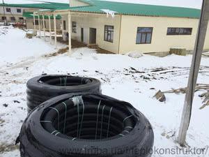 Фермерское хозяйство, Винницкая область — ТЕПЛО КОНСТРУКТОР
