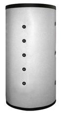 Бак аккумулятор для котла на 500 л с верхним теплообменником
