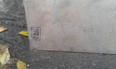 Карточка лист титановый ВТ 1.0 ОТ4-0, ВТ 20, вт6 от 0.5-50мм толщ.