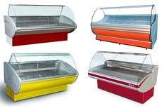 Холодильные витрины, Морозильные и Универсальные. Рассрочка!