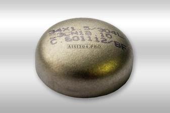 Заглушка из нержавеющей стали в ассортименте — Тринокс