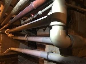 Замена сети водопровода — Укрводресурс