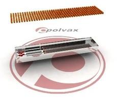 Внутрипольные конвекторы Polvax без вентилятора КЕ.230.1000.120