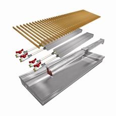 Внутрипольные конвекторы Polvax с вентилятором КV.160.1000.180