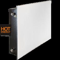 Керамические конвекторы HotEnergy РК-1700 с медно-алюминиевым теплообменником 600х1200х100 мм