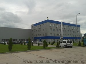 Завод Kromberg&Schubert — VBW Engineering sp. z o.o.