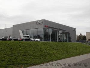 Официальный дилерский центр Audi — VBW Engineering sp. z o.o.