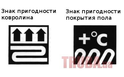 Знаки пригодности