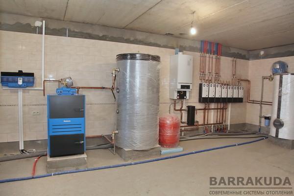 Монтаж энергоэффективных систем отопления. Летняя акция