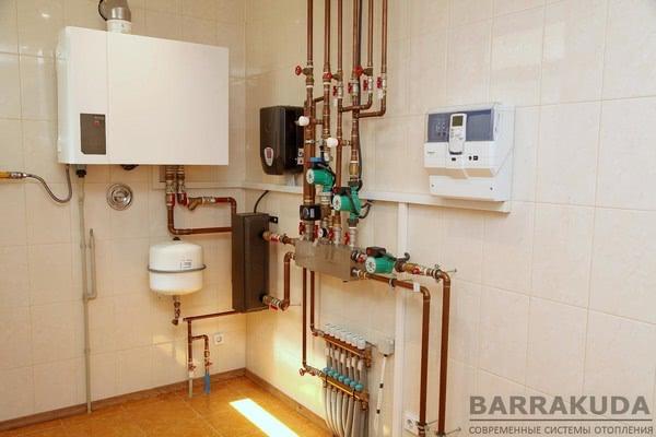Монтаж эффективных систем отопления. Летняя акция!