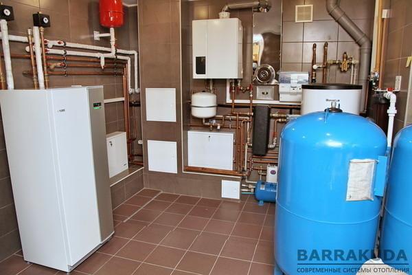 Снижаем расход газа. Модернизация систем отопления. Весенняя акция!