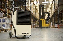 Новые модели осушителей воздуха MASTER.